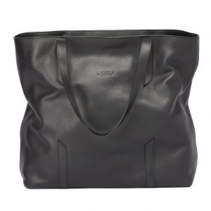 Ombu: Shopper in Soft Leather