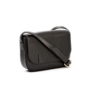 Mini Olivo: Mini Crossbody Pebbled Bag