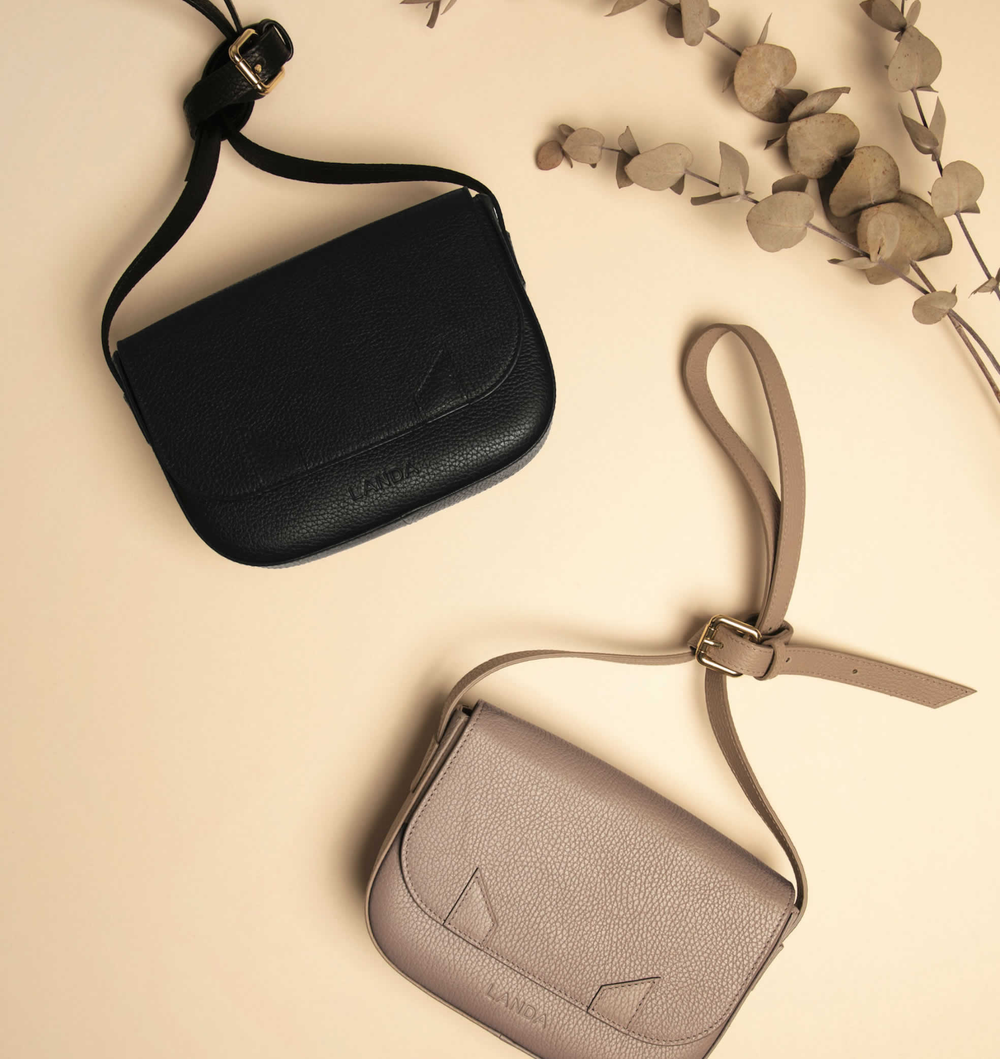 Lookbook Landa Bags